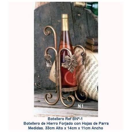 Cremalheira do vinho do ferro. Clássico. feito à mão. rústico. projeto