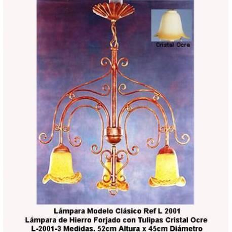 Lâmpadas de clássicos do ferro. Compro. Madrid