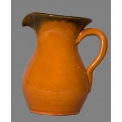 Brocca di vino, artigiano marrone 1 L