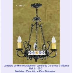 Rustic wrought iron lamps. buy shopping desing london