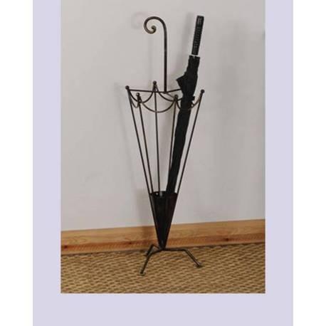 Luminárias de mesa, guarda-chuva do ferro. Candeeiros de mesa de ferro forjado,