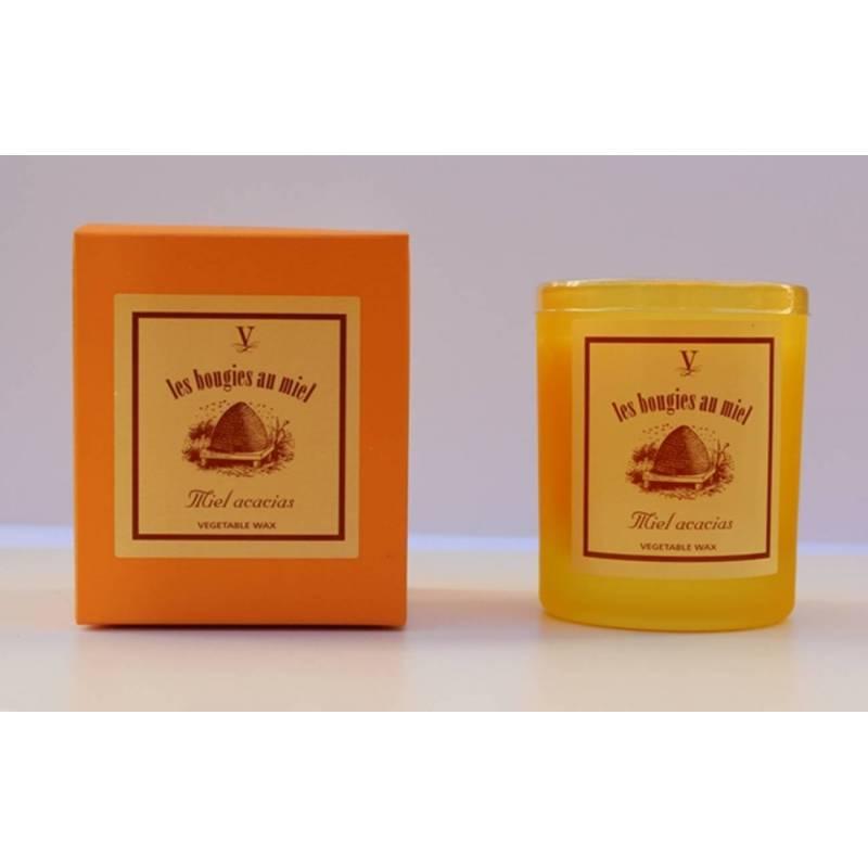 Velas arom ticas colecci n acacias esencias de miel madrid comprar hecho a mano - Velas de miel ...