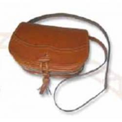 Bag shoulder bag leather type. Brown. handmade. Classic fashion. buy. limited series
