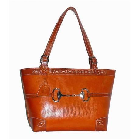 Bolso en cuero. hecho a mano. moda vintage. comprar. exclusividad