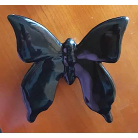 Papillons en céramique. décoration à la main. acheter et vendre. paris