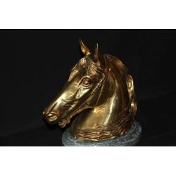 Bronze figure. Horse for storing chocolates. handmade